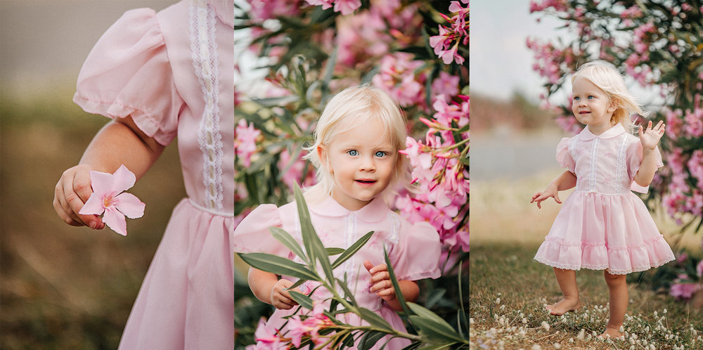 A low aperture is perfect for portraits as it create beautiful separation from the background.