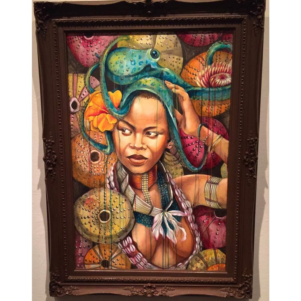 Amanda Lynn Street Art San Francisco Rocha Art