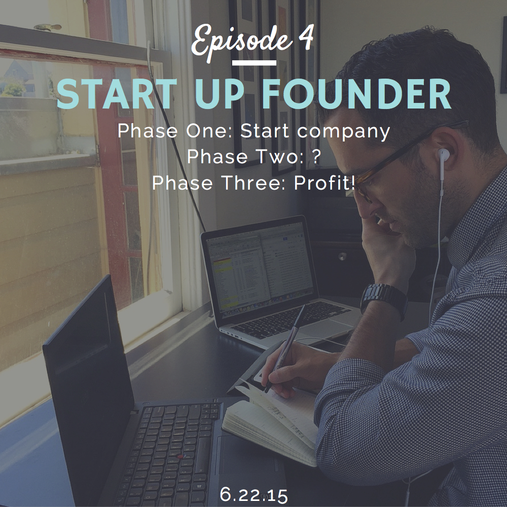 what is it like to be and how to become a successful startup founder interview Maex Ament