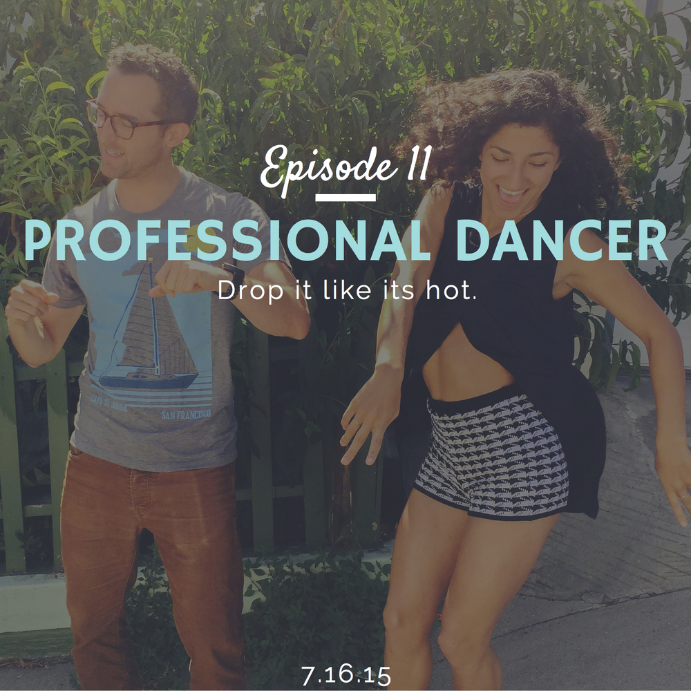 How to become and what is it like to be a professional dancer with keon saghari