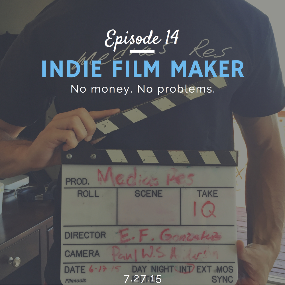 how to make an indie film interview with Medias Res producers