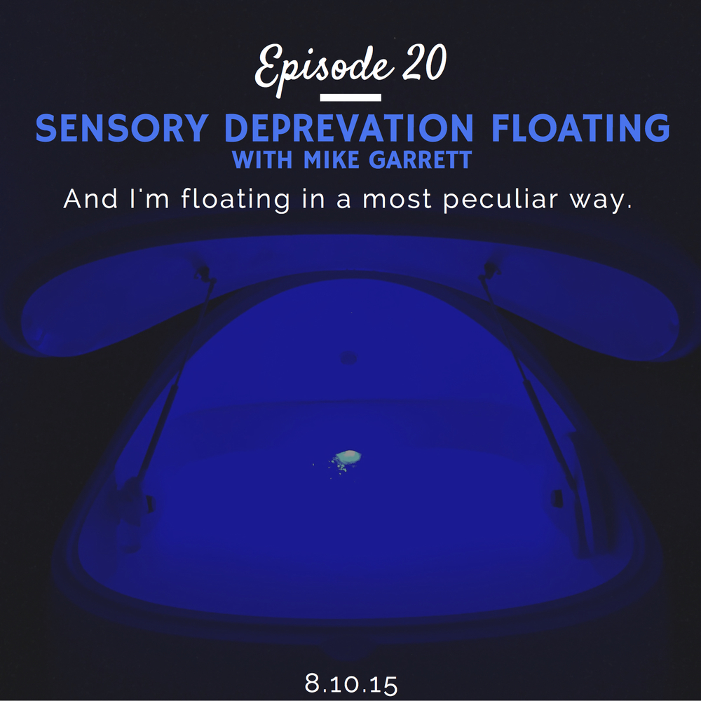 what is sensory deprivation floating interview with Reboot Float Spa Founder