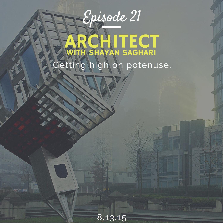 Architect (with Shayan Saghari) -Half Hour Intern Podcast