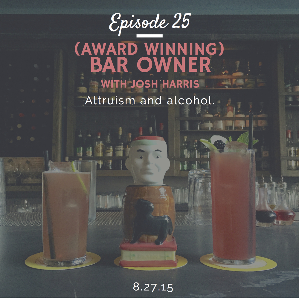 What is it like to be a bar owner and how to open a successful bar interview with Bon Vivants co-founder