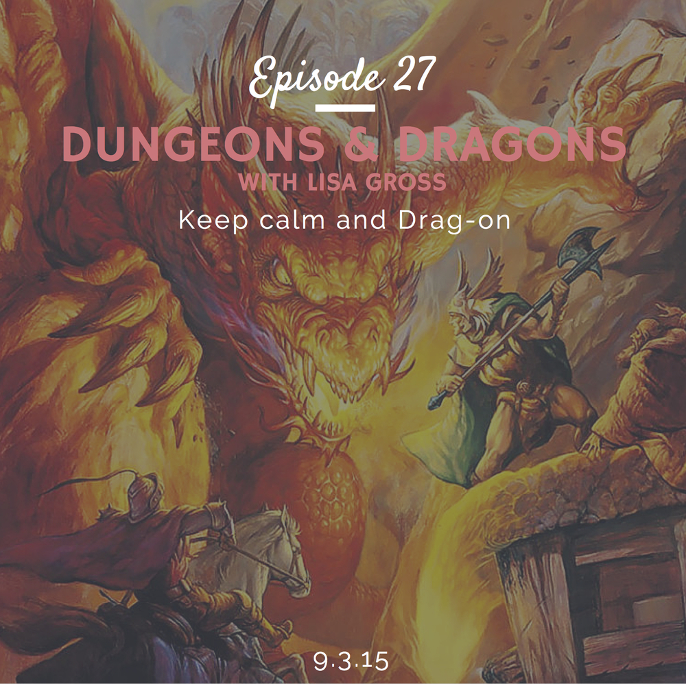 How to start playing dungeons and dragons interview with Lisa Gross