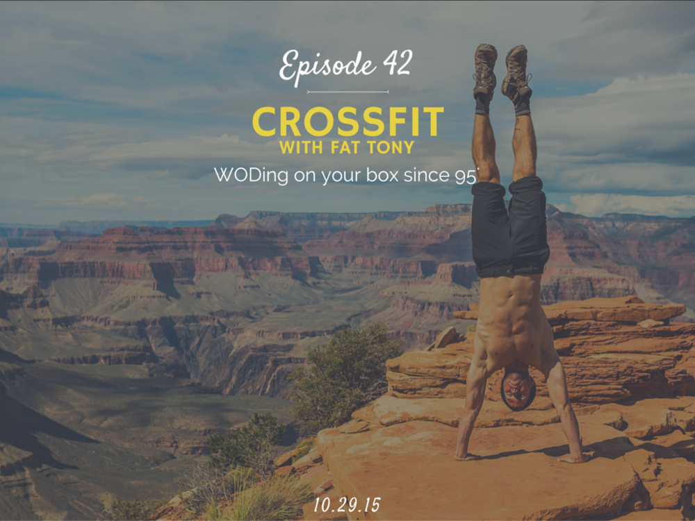 What is crossfit how to start crossfit interview with Fat Tony