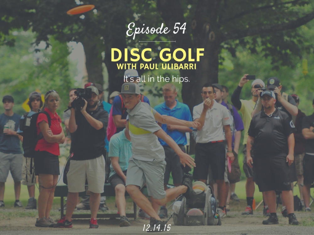 How to start playing disc golf and what is disc golf interview with Paul Ulibarri