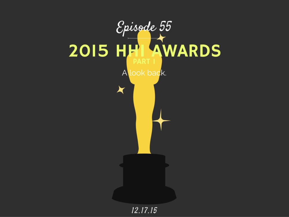 Half Hour Intern Awards 2015 Podcast