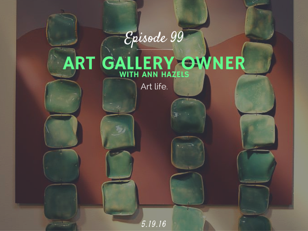 what is it like to be an art gallery owner interview with radius gallery