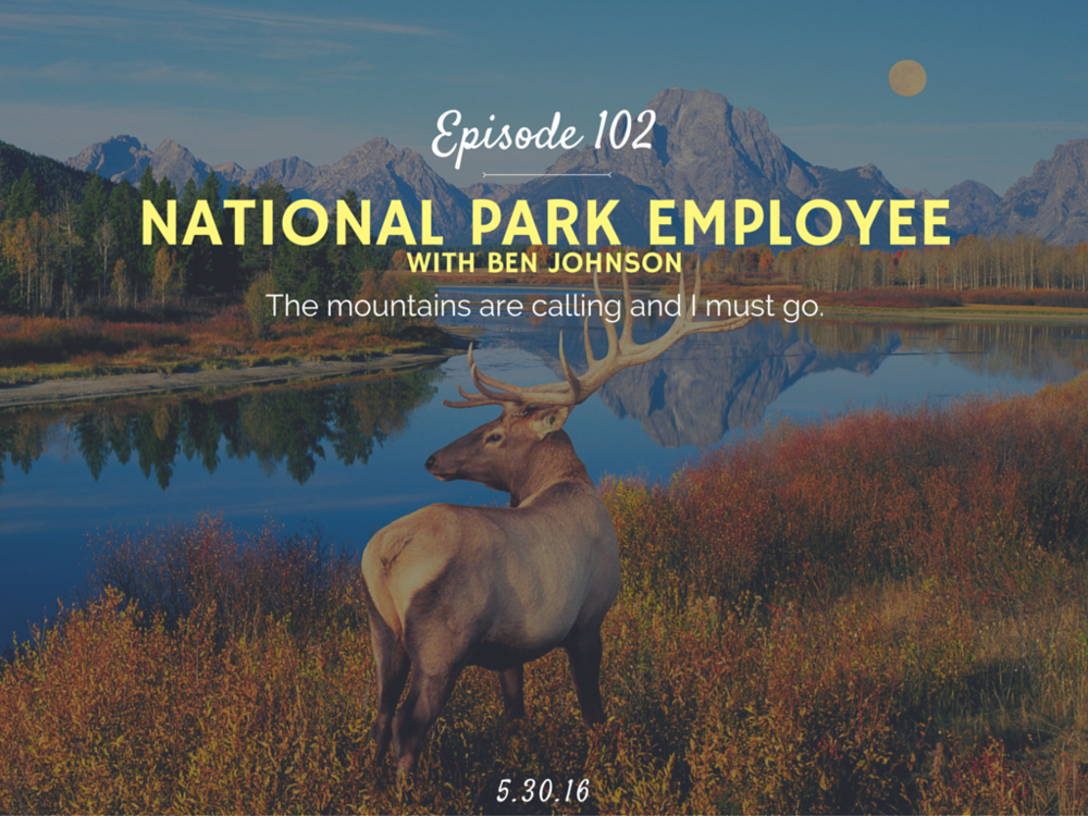 how to become a national park employee interview