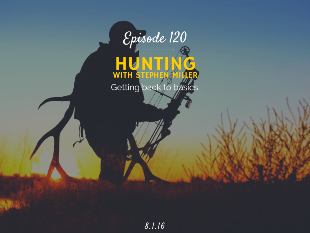 how to start hunting interview