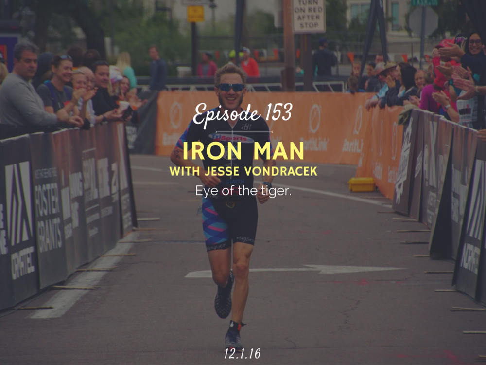 how to become an iron man competitor