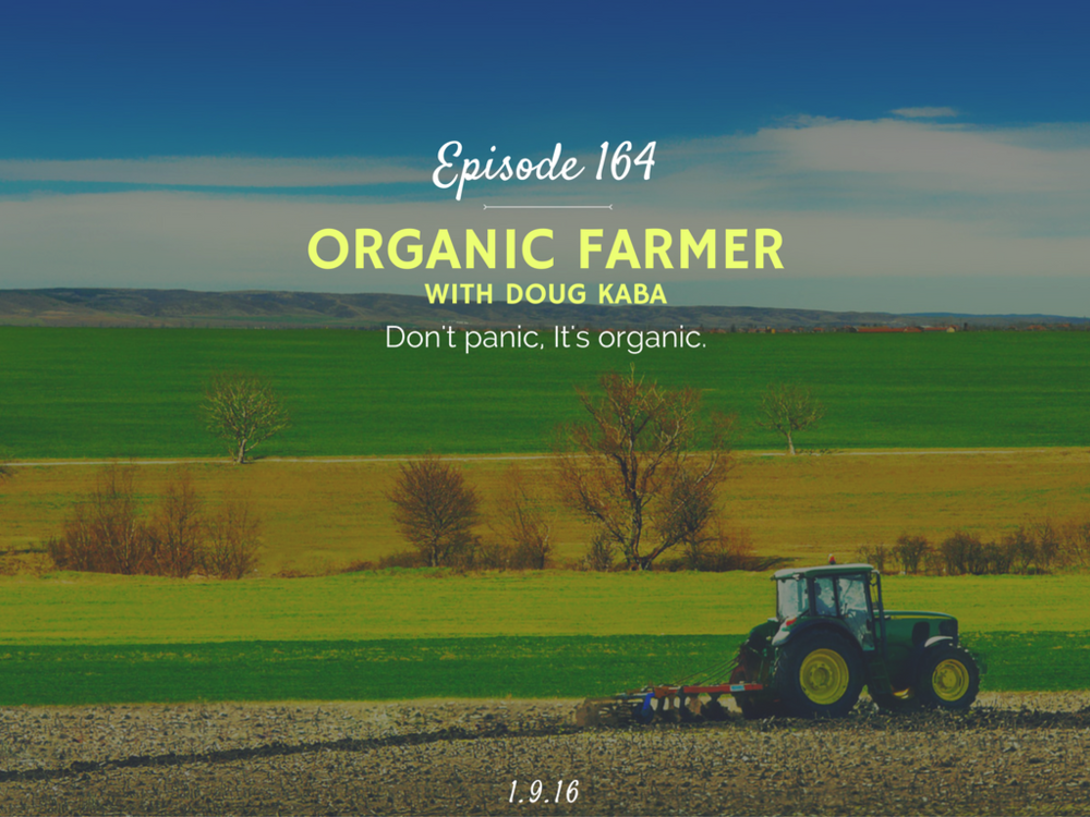 how to become an organic farmer interview