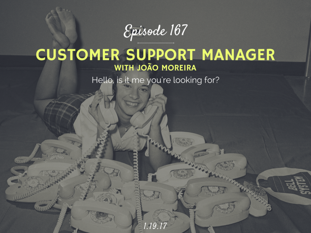 what is it like to work in customer support interview