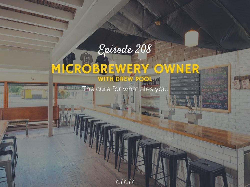 how to open a microbrewery podcast interview with Wren House Brewing
