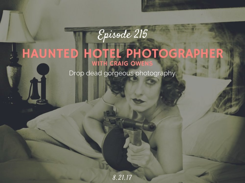 podcast interview with photographer craig owens
