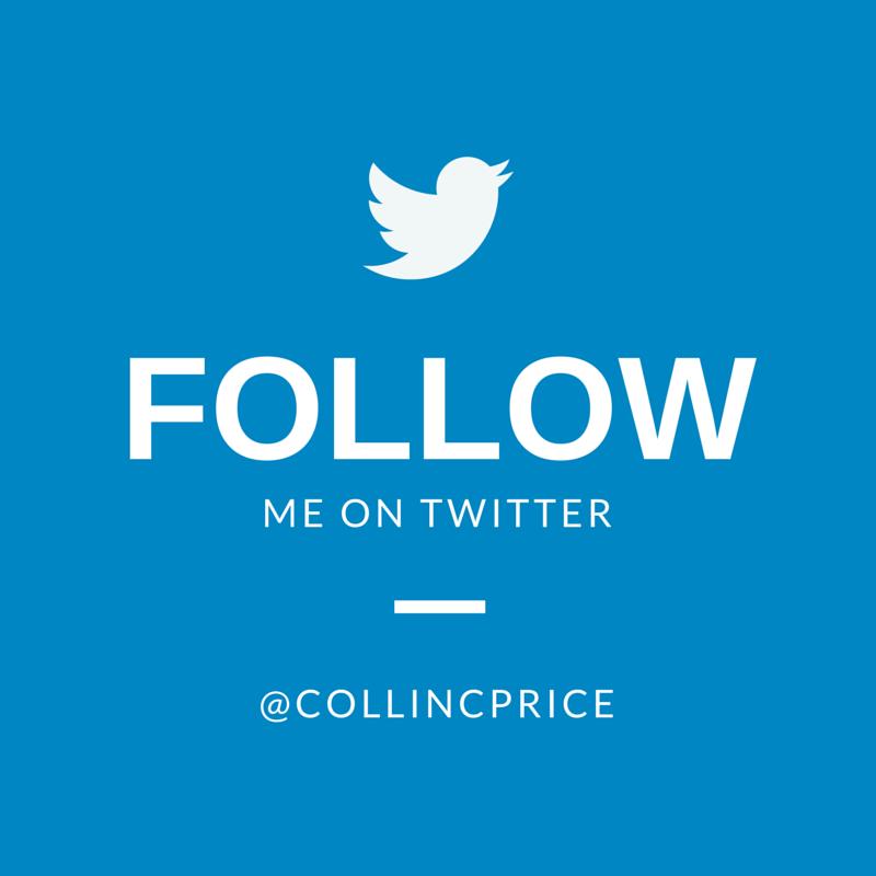 Social Media Collin Price