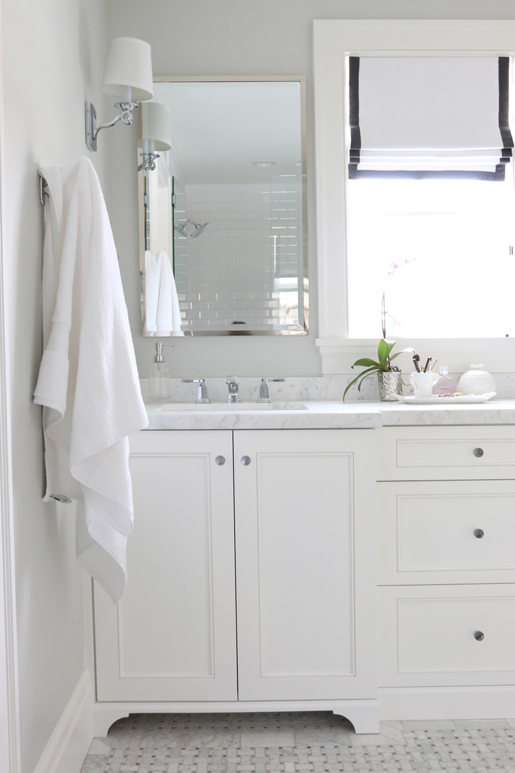 The Midway House: Master Bathroom — STUDIO MCGEE