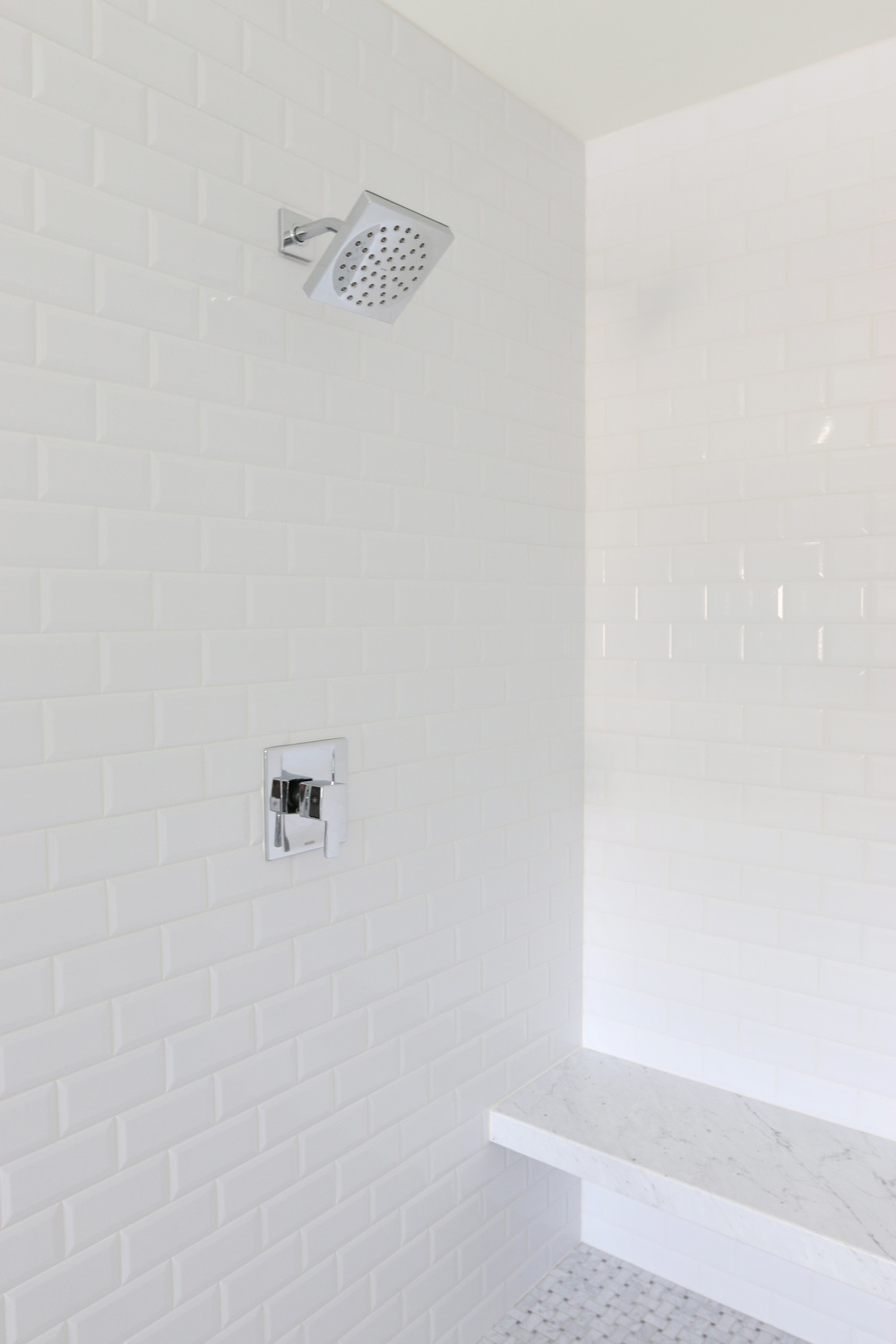 Bevel Subway Tile || Studio McGee