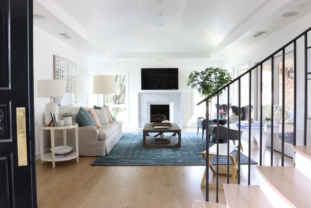 A modern home renovation before+after || Studio McGee