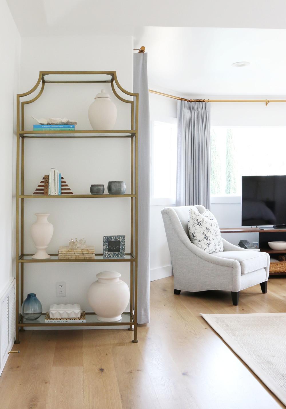 Shelf Styling by STUDIO MCGEE
