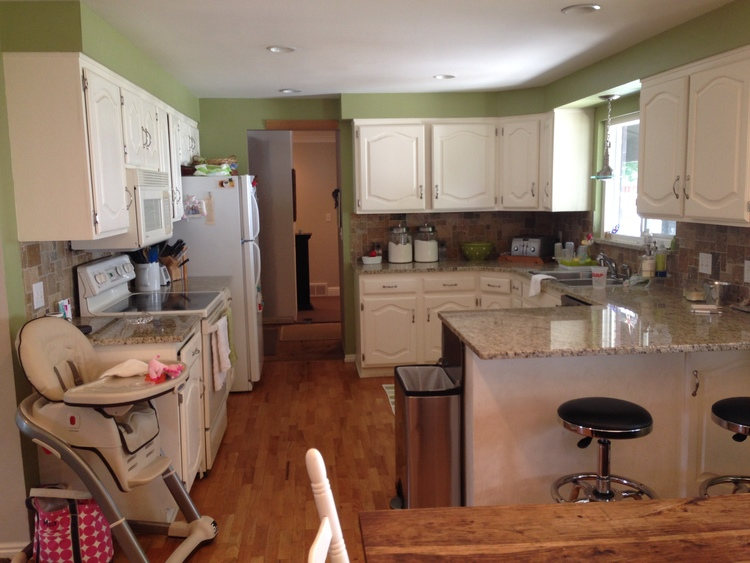 Before And After Robin Road Kitchen Remodel STUDIO MCGEE - Kitchen before and after remodels