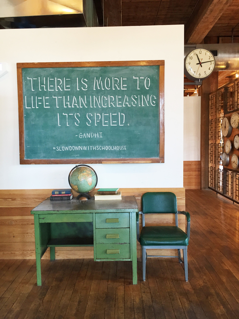 Studio McGee's Trip to PDX - Schoolhouse Electric