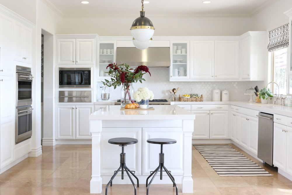 San Clemente Kitchen Makeover Before/After