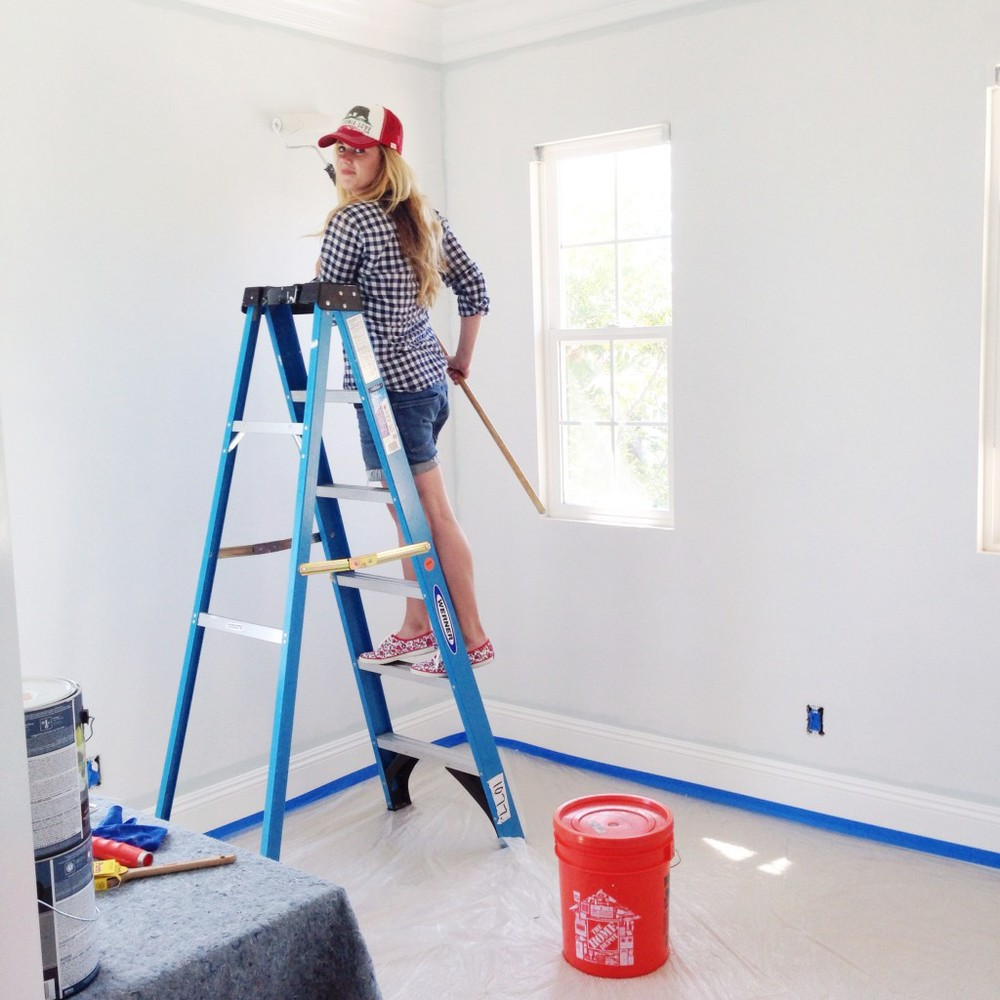 What Do You Need To Paint A Room guest room revamp — studio mcgee