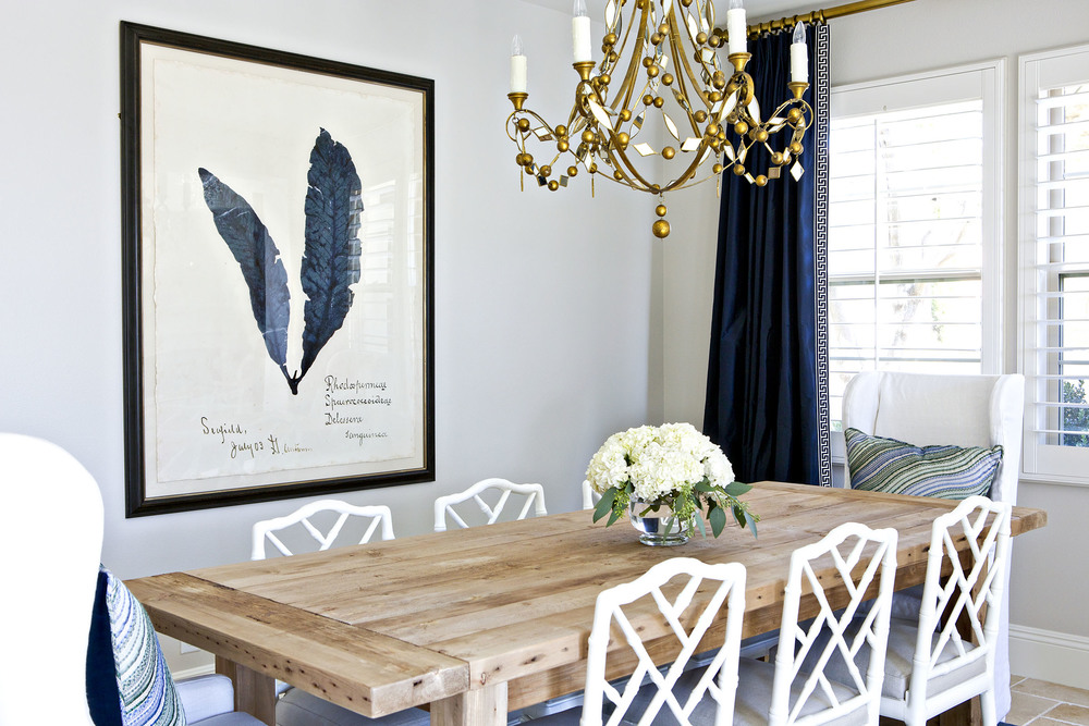 Studio McGee's Favorite Ways to Pair Navy & Gold