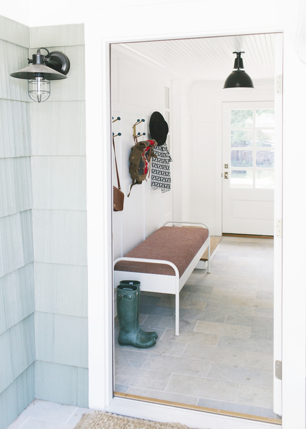 Lynwood Remodel Mudroom And Exterior Studio Mcgee