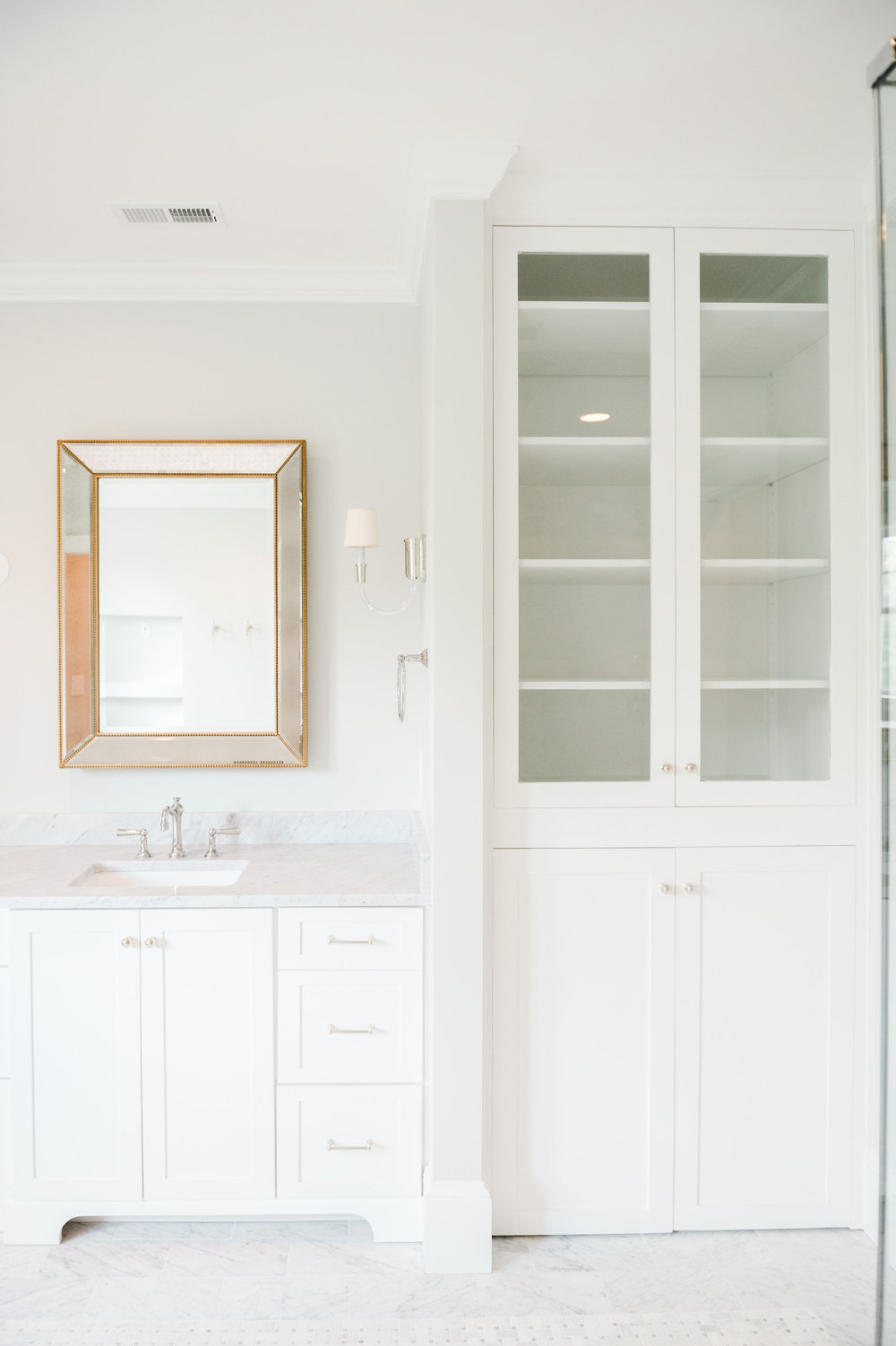Master Bathroom Cabinetry || Studio McGee
