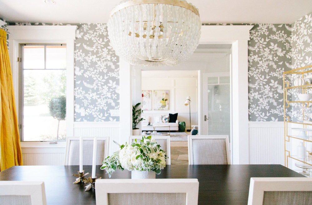 Formal Dining and Living Rooms || Studio McGee