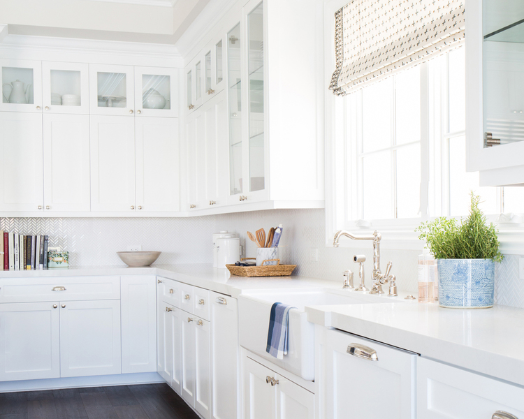white classic kitchen. Combinations for a Classic Kitchen  Studio McGee STUDIO MCGEE