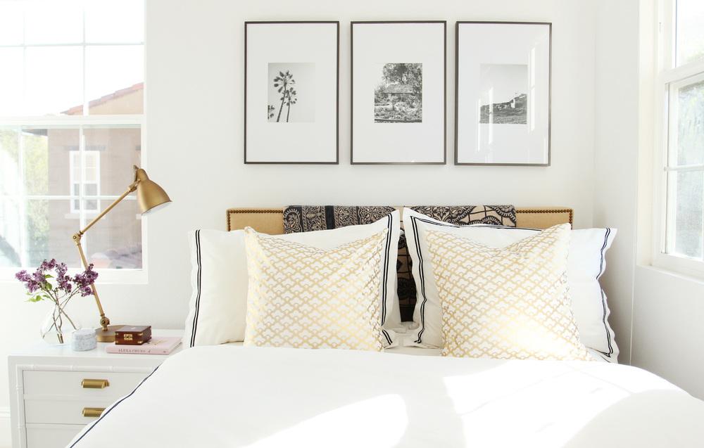 Make It Modern: Black U0026 White Frames || Studio McGee
