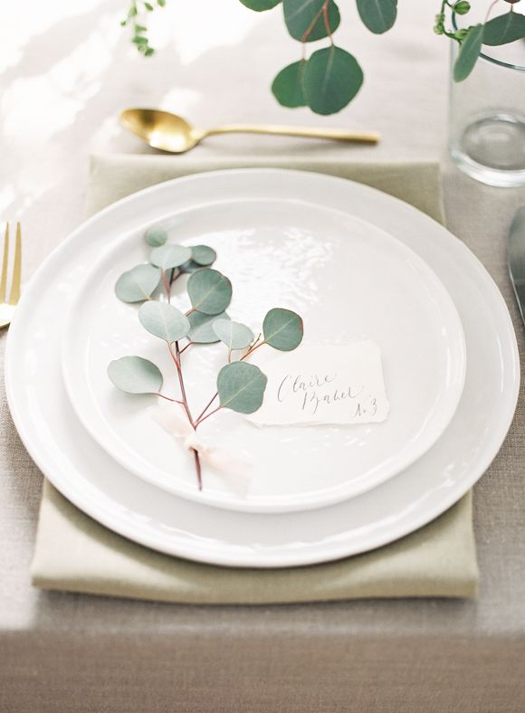 Holiday Table Setting || Studio McGee