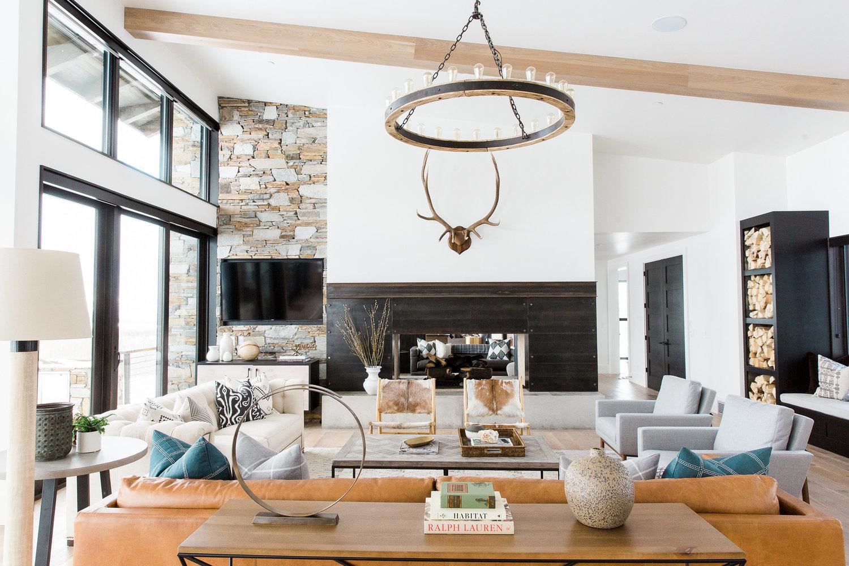 Modern Mountain Home — STUDIO MCGEE
