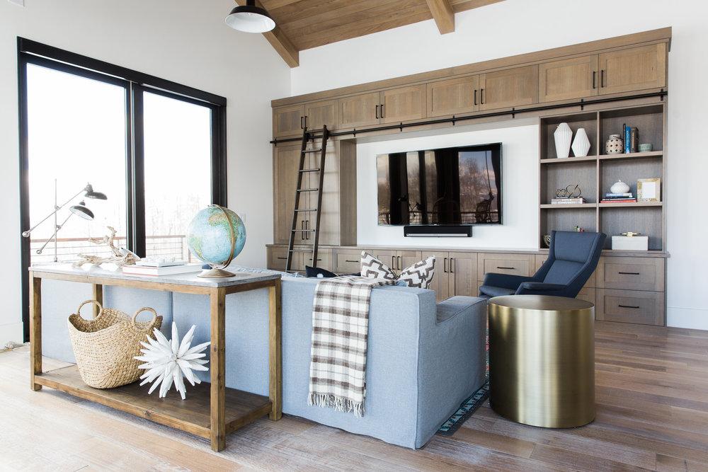 Modern Mountain Home || Studio McGee