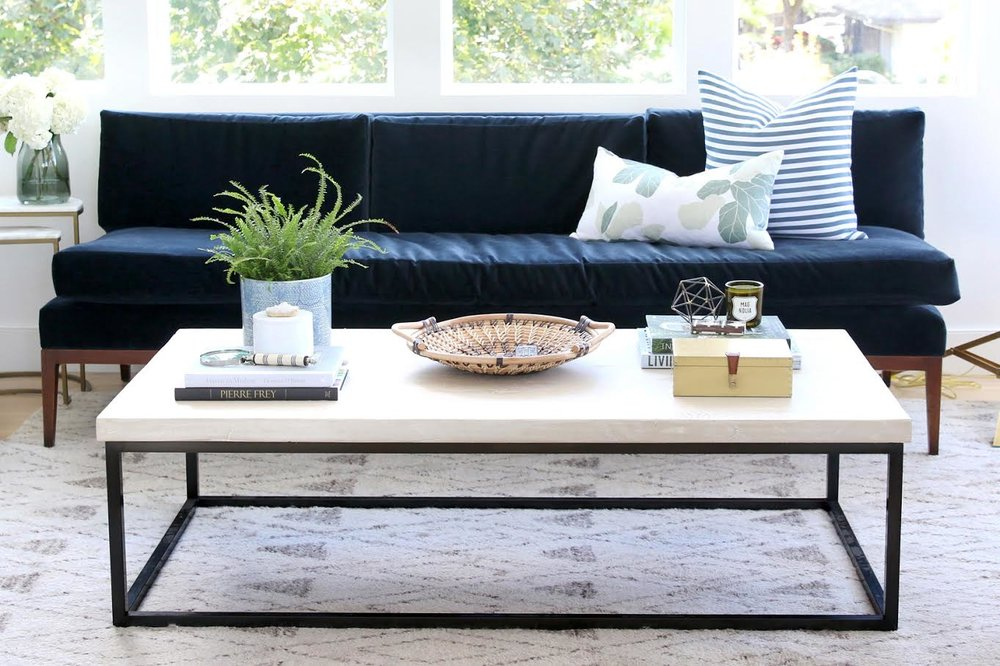 Studio McGee- How to Style a Coffee Table