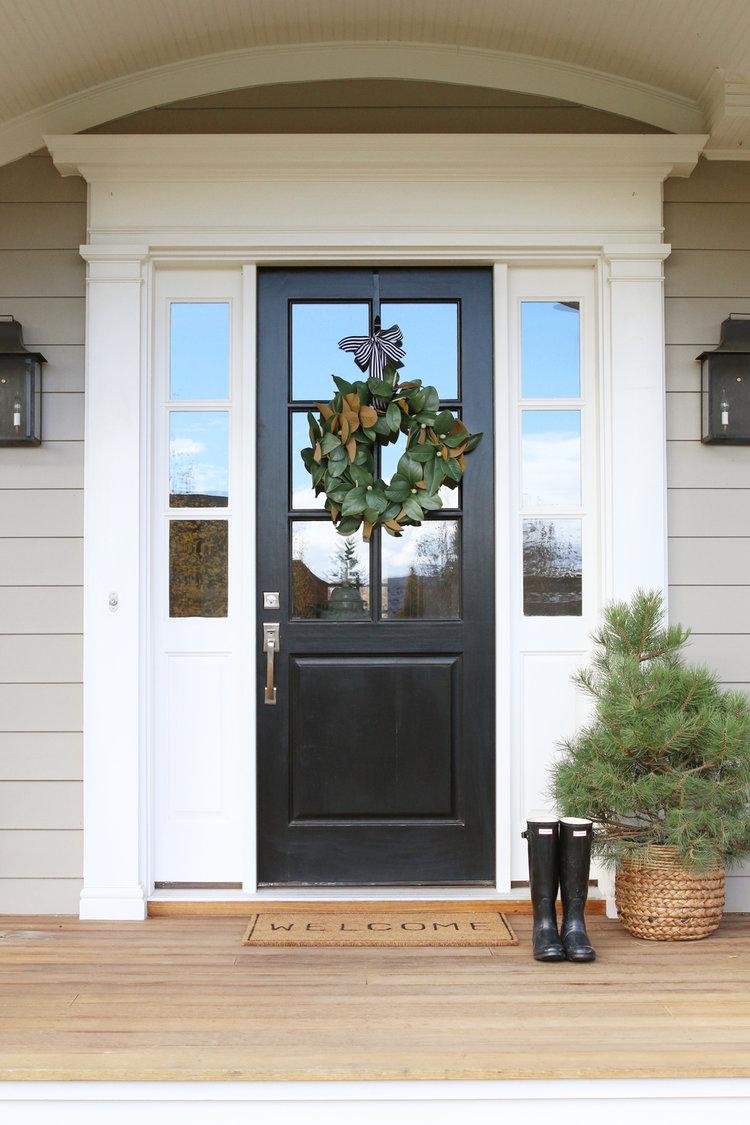 Cool Wreath Front Door Photos Exterior Ideas 3d Gaml Gaml