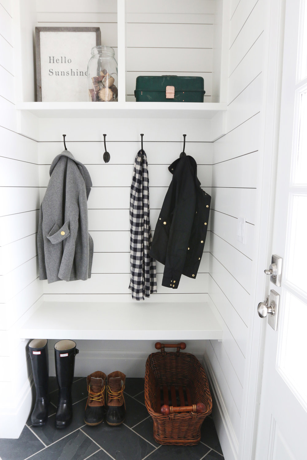Studio McGee | Mudroom Round-up