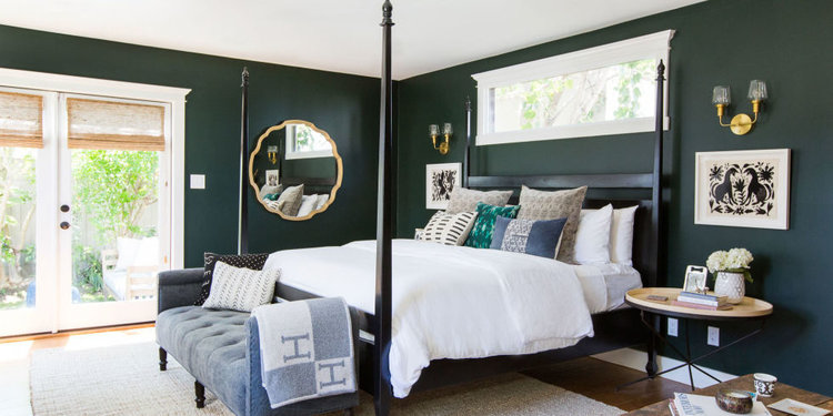 trend for 2017: dark green — studio mcgee