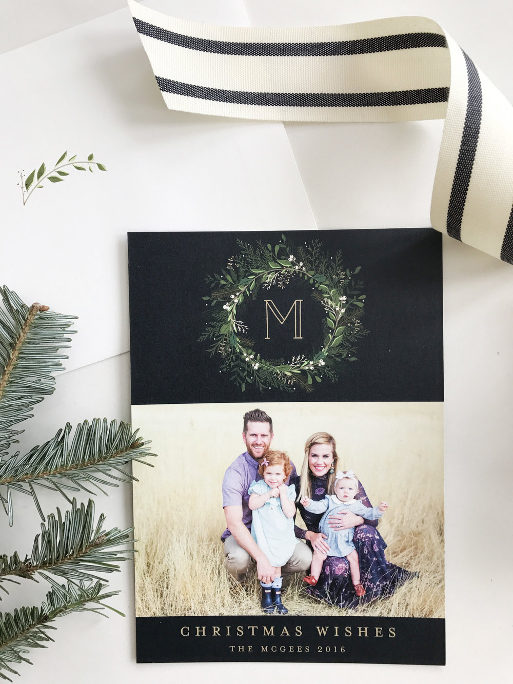 Studio McGee Christmas Card