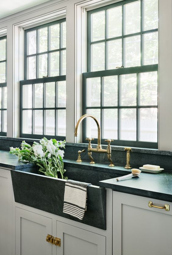 Studio McGee's Trends We Love: Dark Sinks