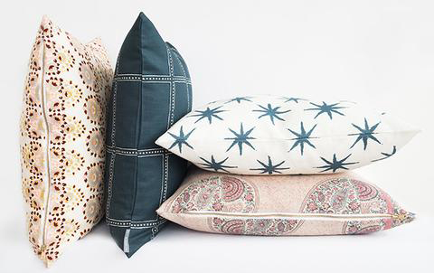 Designer Pillows from McGee & Co.