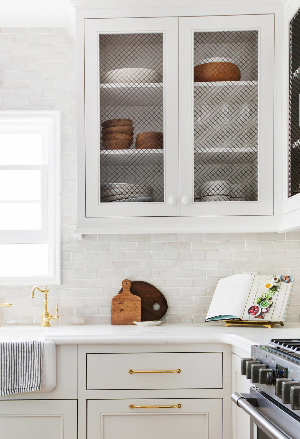 Trends We Love: Wire Mesh Cabinets — STUDIO MCGEE