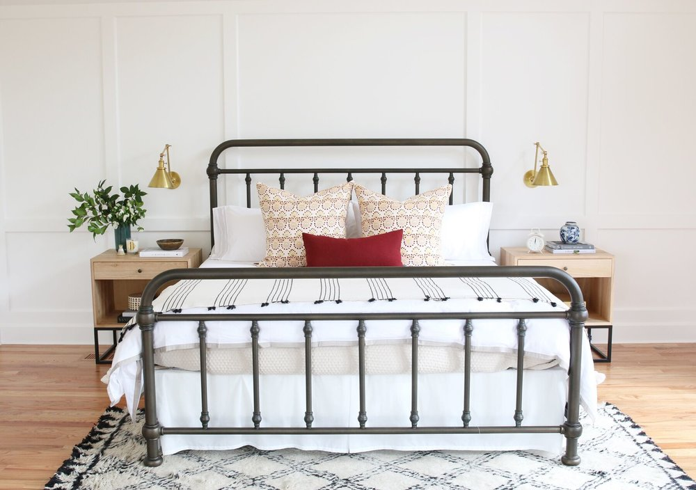 How To Style A Bed Webisode