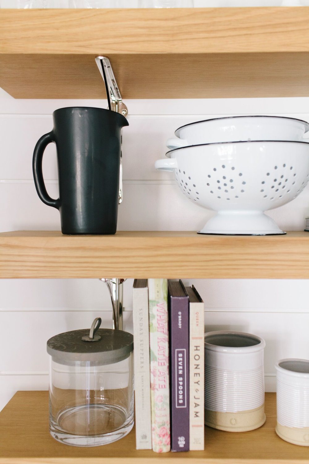 French Canisters Kitchen Spring Kitchen Refresh Studio Mcgee
