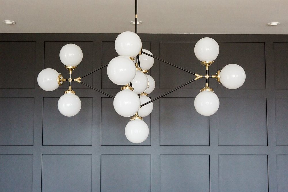 Bistro Chandelier - New Arrivals from McGee & Co