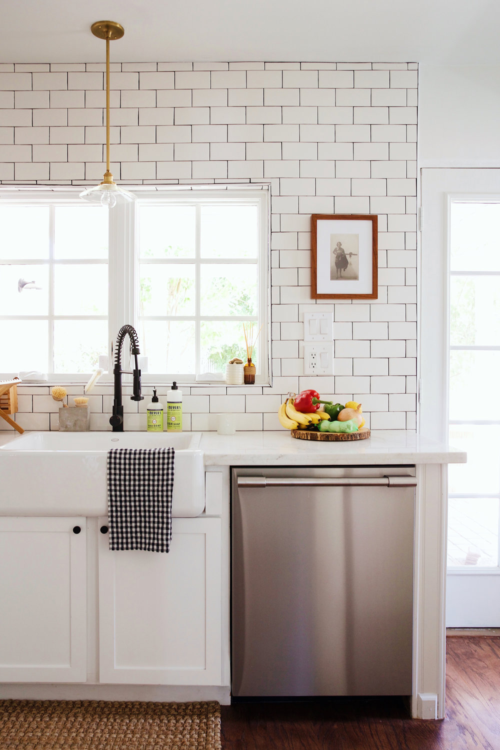 McGee & Co. in the New Darlings' Kitchen Makeover